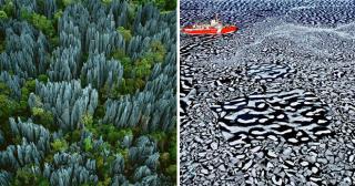 35 восхитительных снимков с высоты птичьего полёта