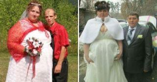 24 жениха, которым лучше было не попадать на свадебное фото