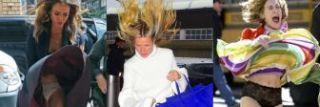 Ветер против знаменитостей: 20+ фото, которые точно вызовут у вас улыбку